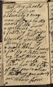 Samuel H. Smith, Journal entry 2