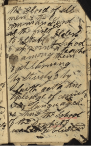 Samuel H. Smith, Journal entry 3