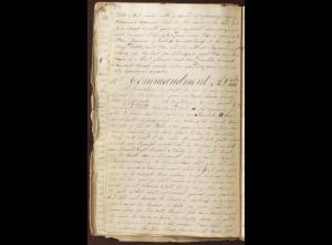 D&C 21 Manuscript