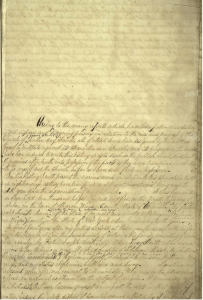 Manuscript History of Joseph Smith