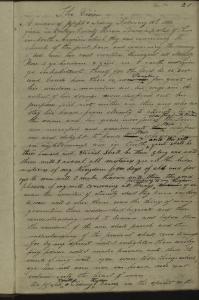 Early Manuscript of D&C 76
