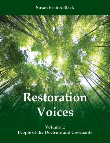 Restoration Voices Vol. 1 book cover