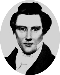 An image of Joseph Smith