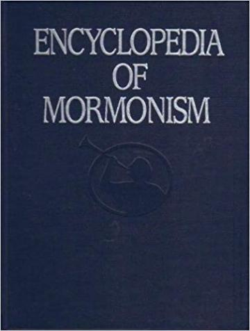 Encyclopedia of Mormonism book cover