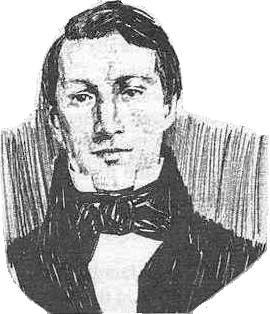 Drawing of Alvin Smith